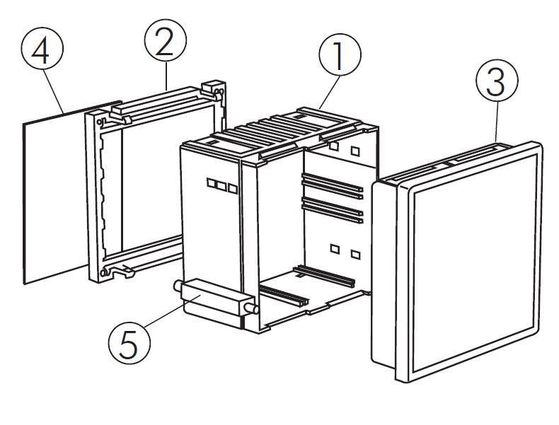 electronic enclosure boxes
